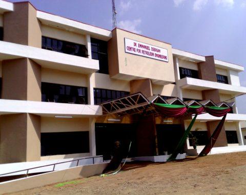Emmanuel Egbogah Centre For Petroleum Studies 2