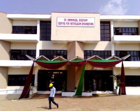 Emmanuel Egbogah Centre For Petroleum Studies